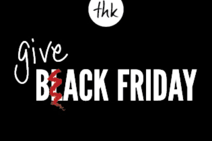 Give Back Friday!